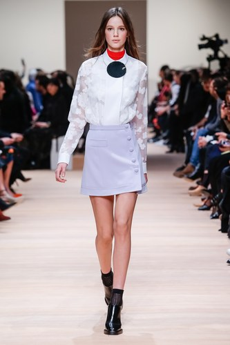 Carven: Paris Fashion Week Otoño-Invierno 2015/!6