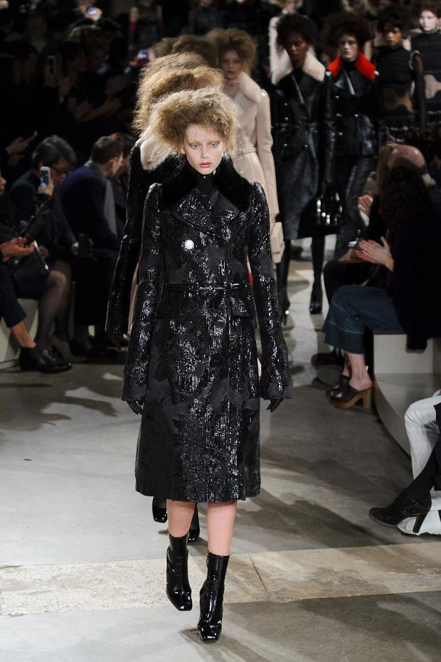 Alexander Mcqueen Autumn Fall Winter 2015 Pfw38