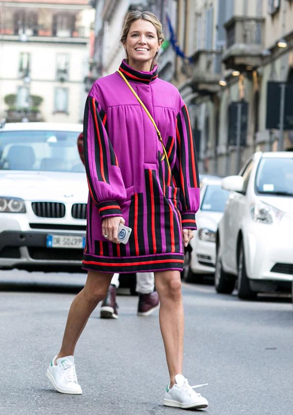Street Style Helena Bordón