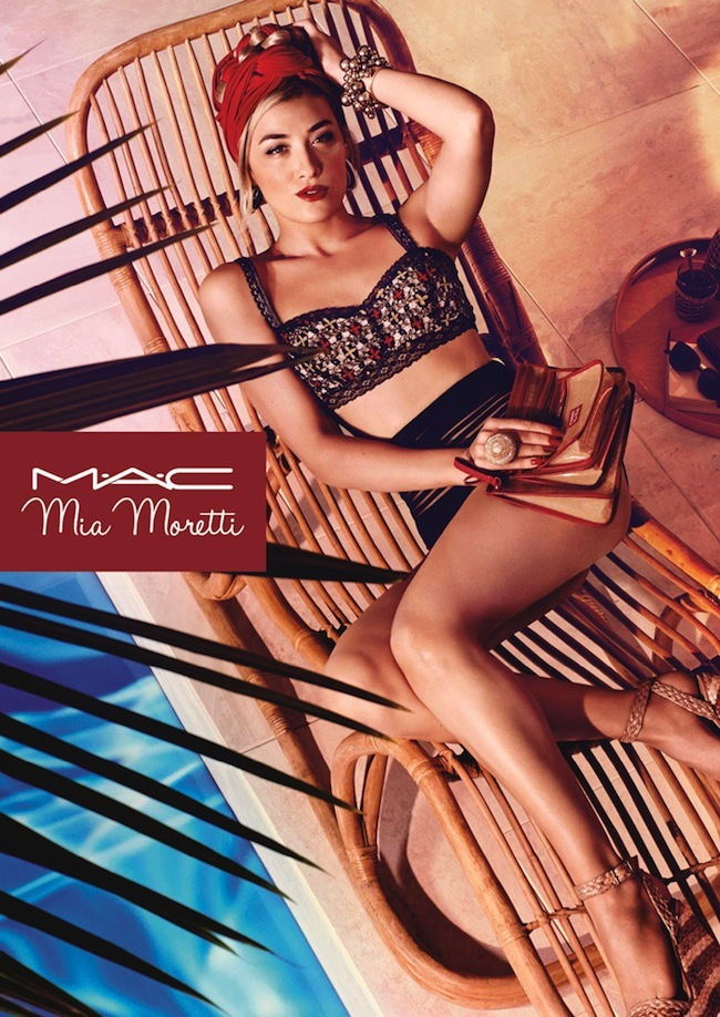 Mac Mia Moretti 2015 Spring Collection