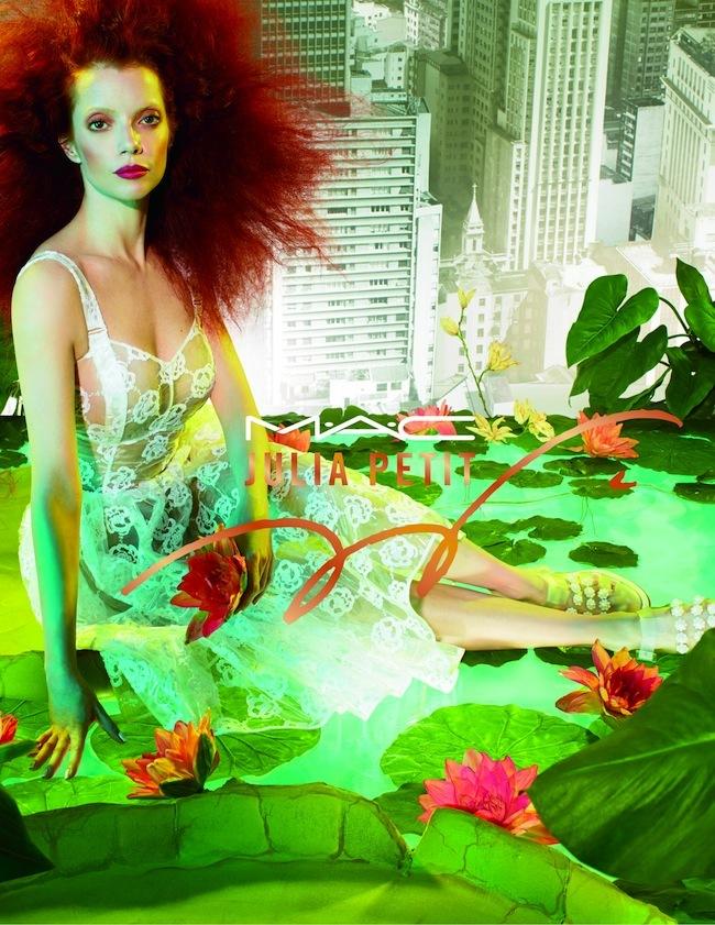 Mac Cosmetics Julia Petit Spring 2015 Collection