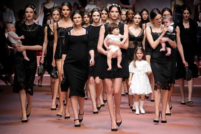 Desfile Mamas Dolce