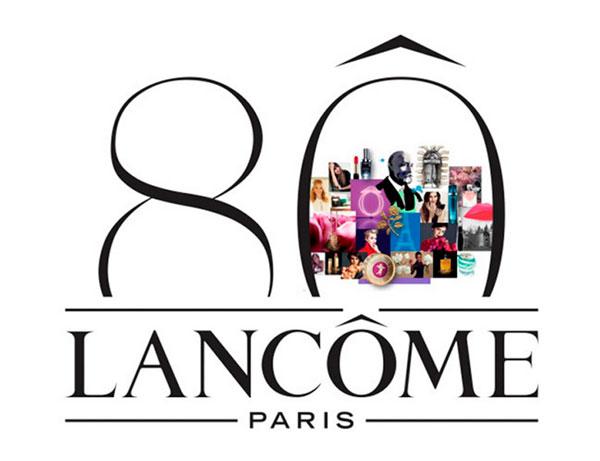 80 aniversario de Lancôme