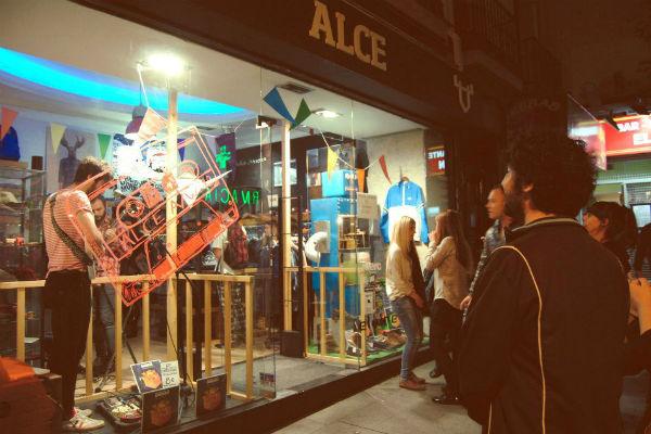 Celebrando el aniversario de Alce Shop