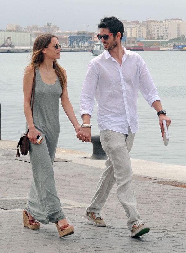 Ana Fernandez y Santi Trancho