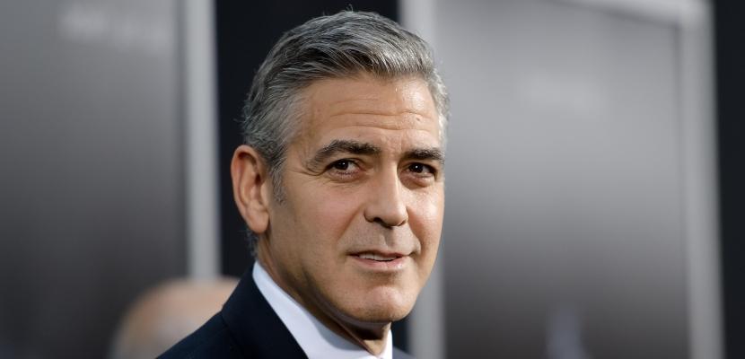 George Clooney La mujer de George Clooney es más inteligente que él