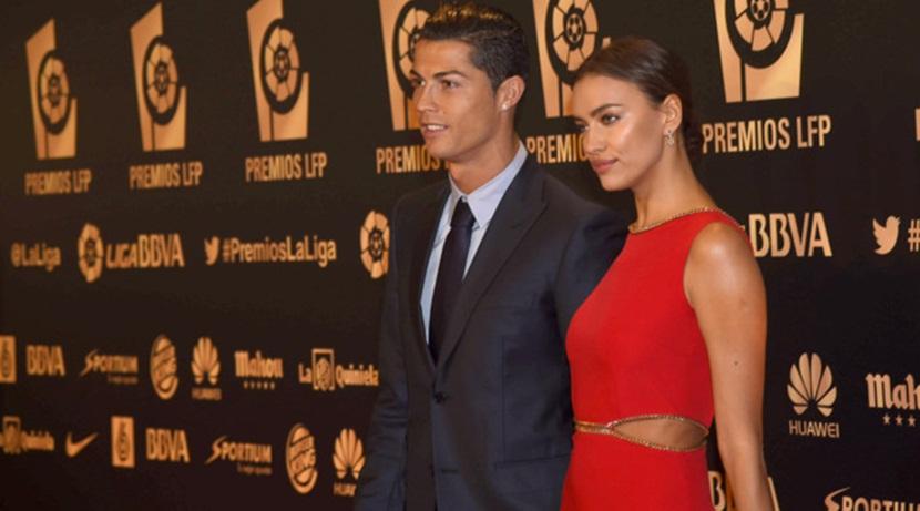Irina Shayk Las inseguridades de Irina Shayk cuando salía con Cristiano Ronaldo