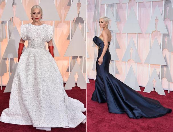 Lady Gaga y Rita Ora