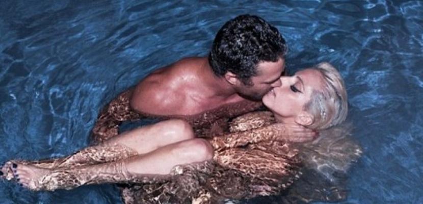 Lady Gaga Lady Gaga y Taylor Kinney muy enamorados
