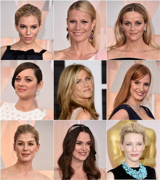 Looks Oscars 2015