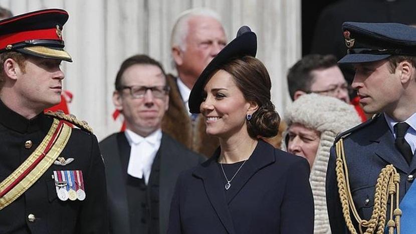 Los duques de Cambridge Los duques de Cambridge todo preparado para la llegada del bebé