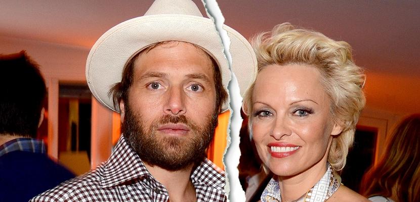 Pamela Anderson Vs Rick Salomon Pamela Anderson Vs Rick Salomon