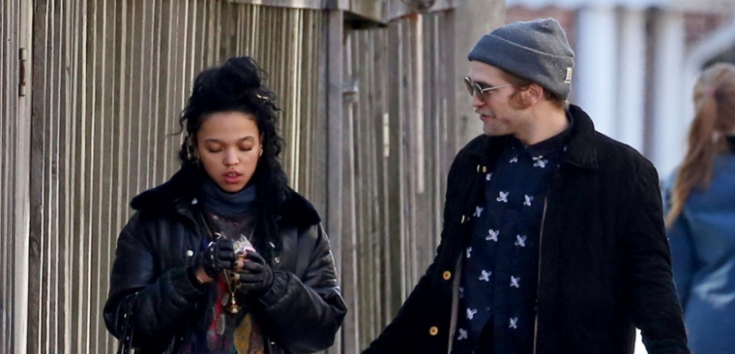 Robert Pattinson y FKA twigs Robert Pattinson y FKA Twigs, una relación libre