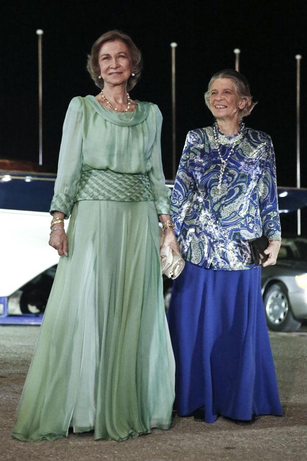 18/09/2014 Titular: BODAS DE ORO DE CONSTANTINO Y ANA MARIA DE GRECIA