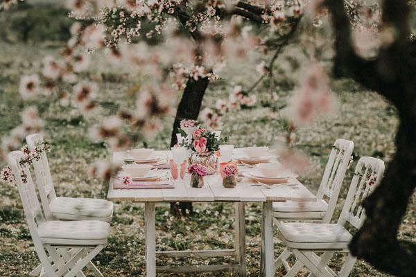 Spring wedding inspiration · Foto Pablo Laguia · Tendencias de Bodas Magazine