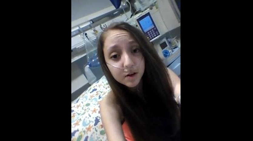 valentina niña chilena pide muerte asistida