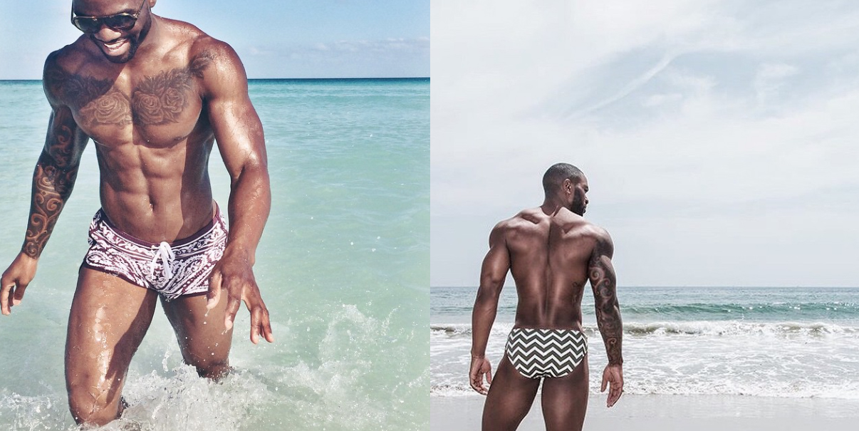 Kevin Carnell desnudo instagram modelo