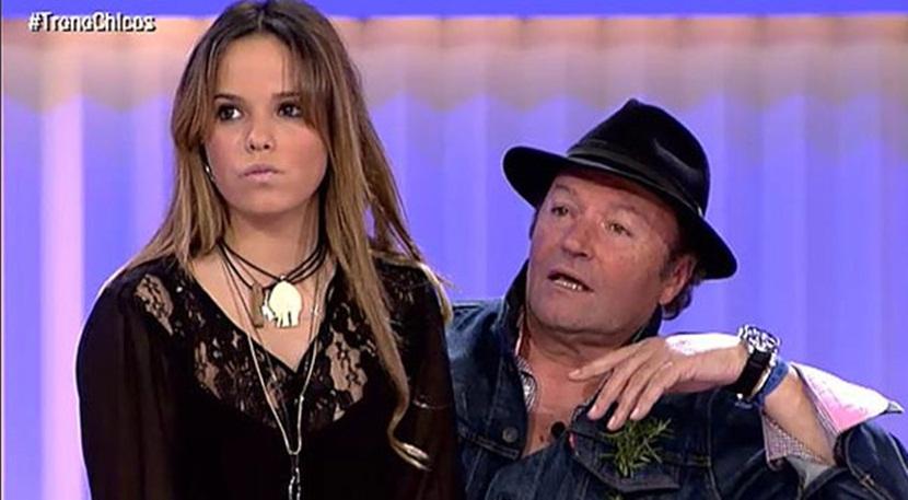 gloria camila Gloria Camila acude por primera vez a un plató de televisión