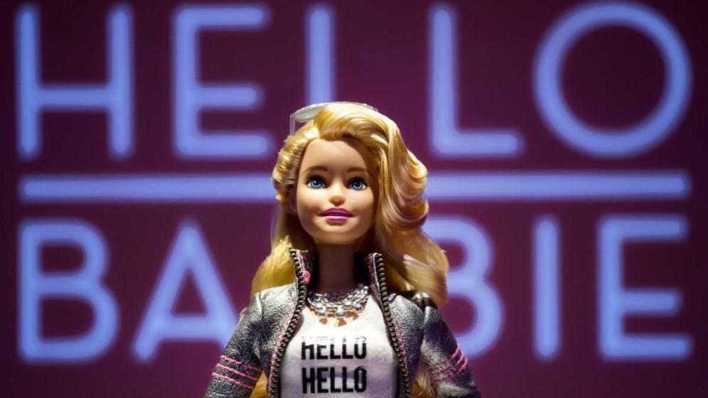 hello barbie la barbie espía