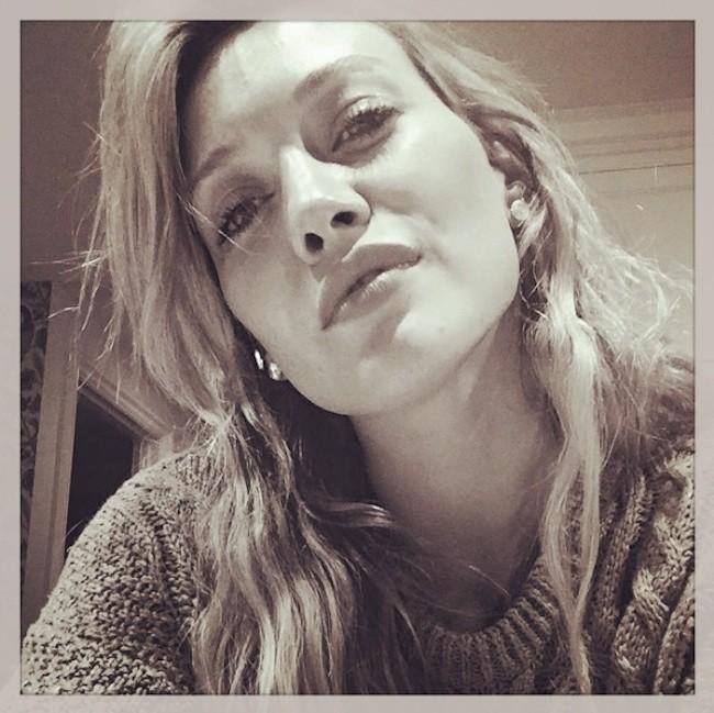 Hilary Duff Melena