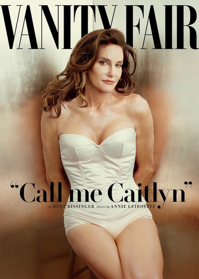 Caitlyn Jenner Vanity Fair July 2015