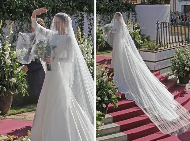 Eva González vestido de novia (3)