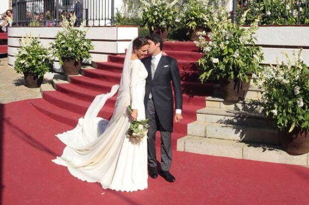 Eva González vestido de novia (6)