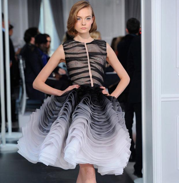 Vestido Dior 2012
