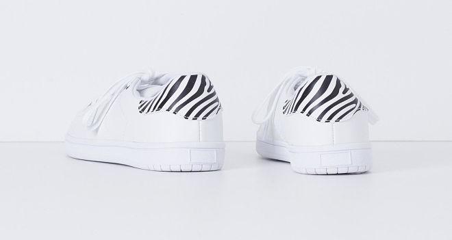 Zapatillas de moda suite blanco