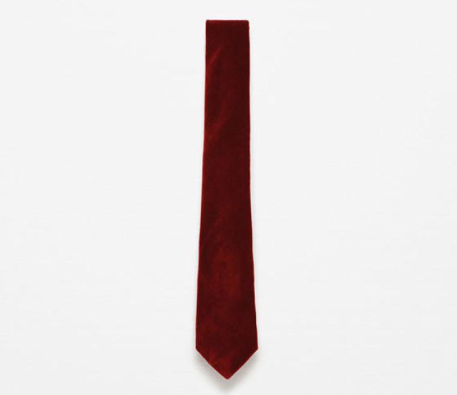 accesorios masculinos corbata terciopelo