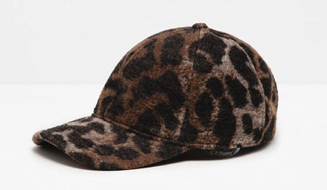 accesorios masculinos gorra leopardo