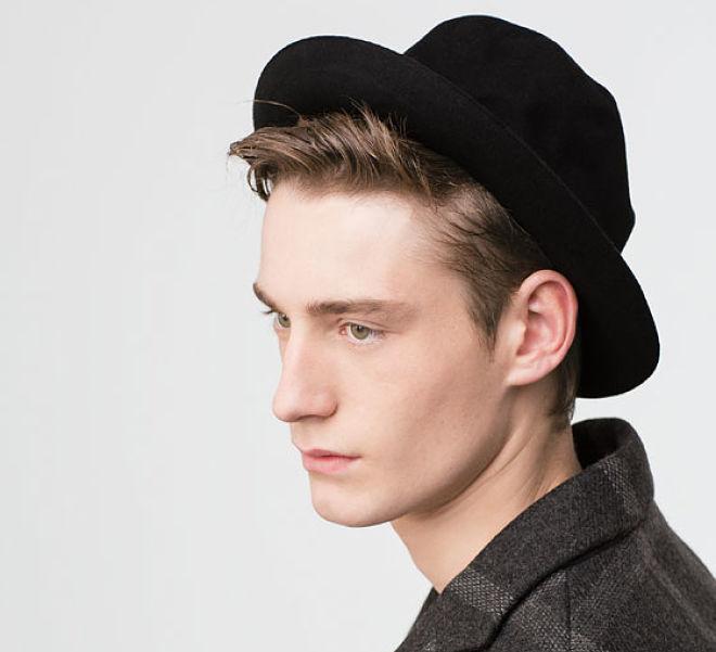 accesorios masculinos sombrero