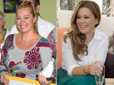 Belén Esteban y María José Campanario, nuevas mejores amigas
