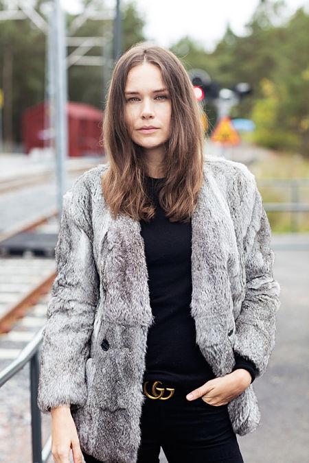 Carolines Mode es la mejor embajadora del estilo minimal.