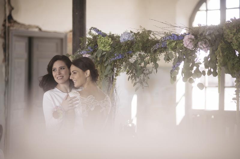 Inspiración bodas LGTB : Foto Patricia Murcia : Tendencias de Bodas Magazine