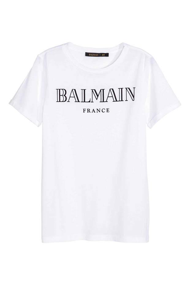 Compras de la semana: ¡Flechazos Balmain x H&M!