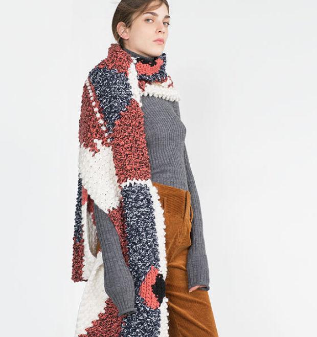 complementos de invierno bufandas