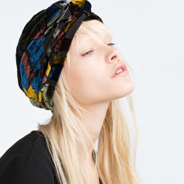 complementos de invierno turbantes