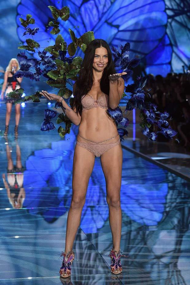 Desfile Victoria's Secret 2015