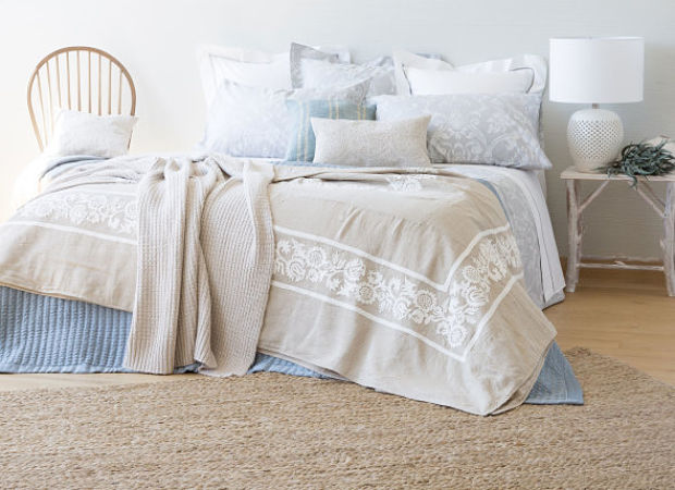 estilo nórdico dormitorio