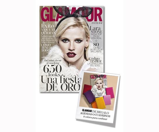 Glamour Diciembre