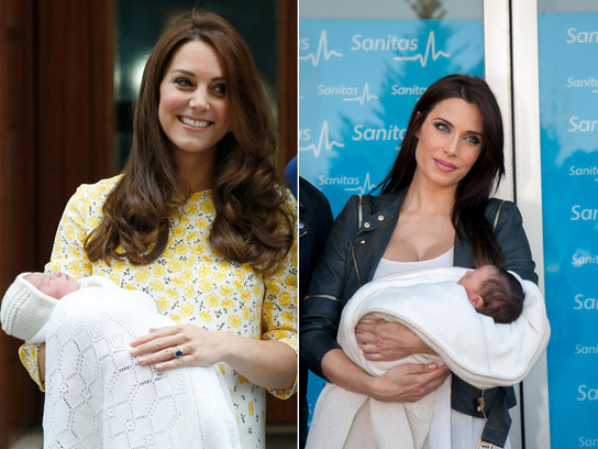 Kate Middleton Pilar Rubio