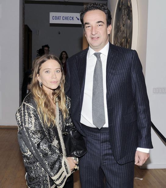 Mary-Kate Olsen Nicolas Sarkozy