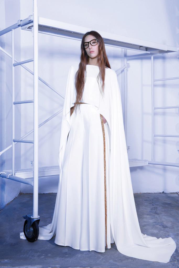 Vestido de novia de Roberto Diz