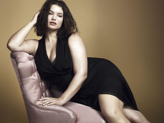 Tara Lynn es sexy.
