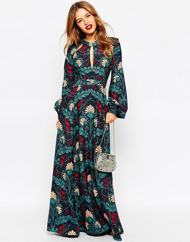 vestidos perfectos largos asos