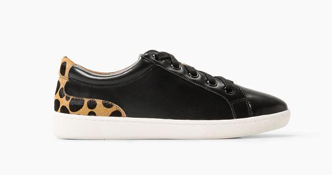 zapatillas de moda mango leopardo