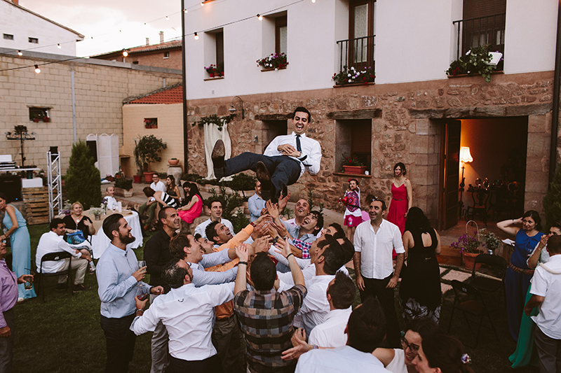 Slow wedding en La Rioja