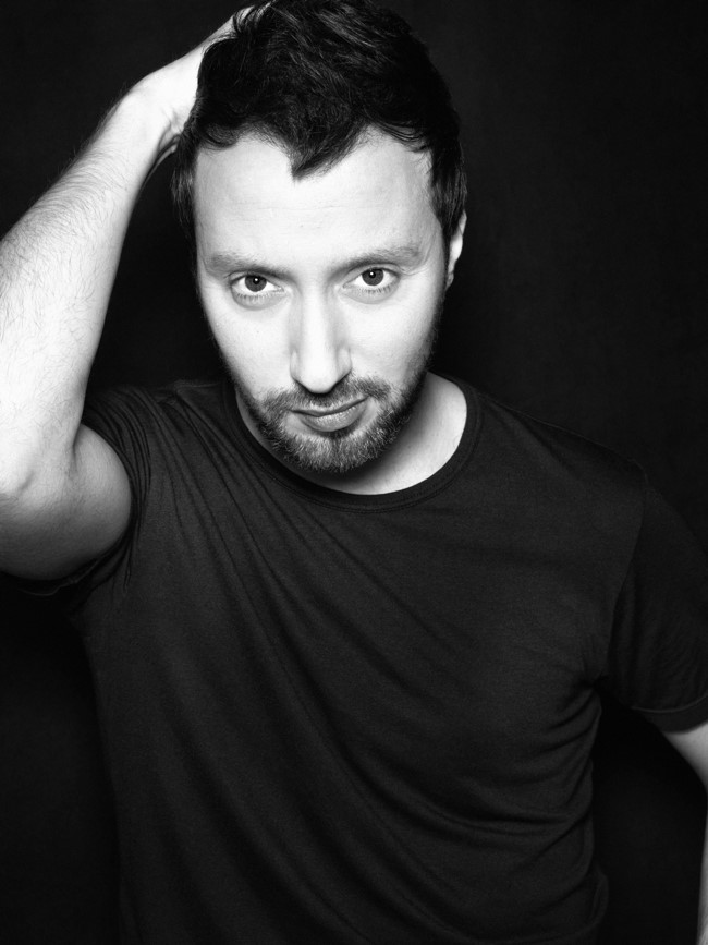 Anthony Vaccarello Official Portrait