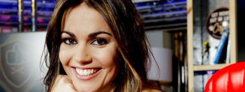 Lara Alvarez Lara Álvarez presentadora de 'Supervivientes'